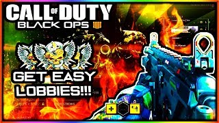 HOW TO GET GOOD LOBBIES IN BLACK OPS 4! - HOW TO GET BETTER AT BLACK OPS 4! (BO4 TIPS AND TRICKS!)