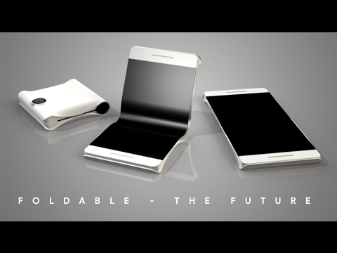 Foldable Phones are coming BACK (Samsung Galaxy X)