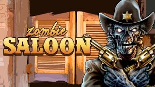 Call of Duty Zombies ★ WILD WEST ZOMBIE SALOON