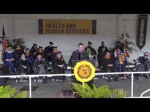 2015 CSULB Commencement -Health & Human Services Ceremony 2