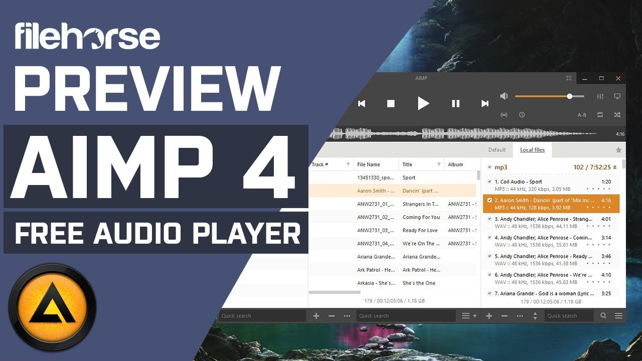 AIMP Download (2019 Latest) for Windows 10, 8, 7