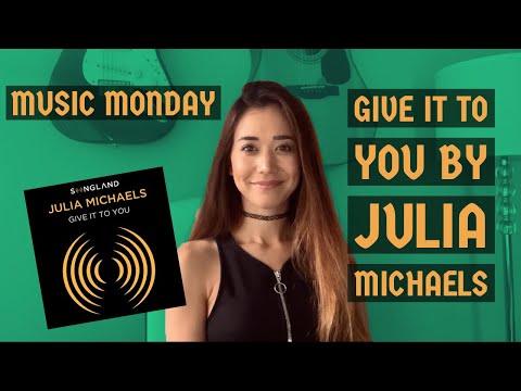 Julia Michaels - Give It To You (Cover by Lisa Danaë)