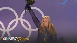 NBC Primetime Preview (2/16): Lindsey Vonn makes her PyeongChang debut