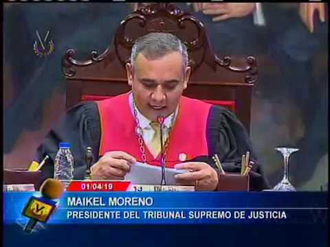 La Corte chavista ordenó quitarle la inmunidad parlamentaria a Guaidó
