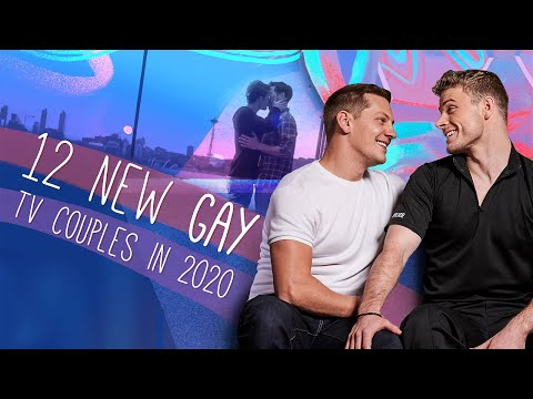 12 New Gay TV Couples of 2020