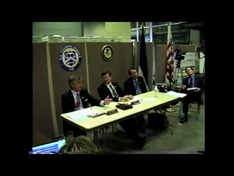 U.S. Border Hearing part two  10-29-01