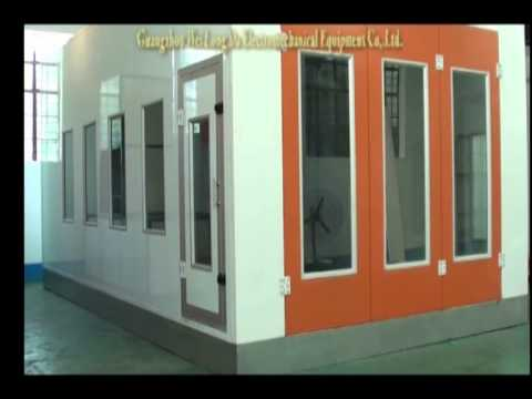 auto spray booth,auto painting booth,best factory in China