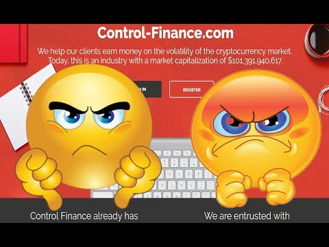 Control Finance - It's Over?! - Goodbye!!! $120+ Million Exit Strategy