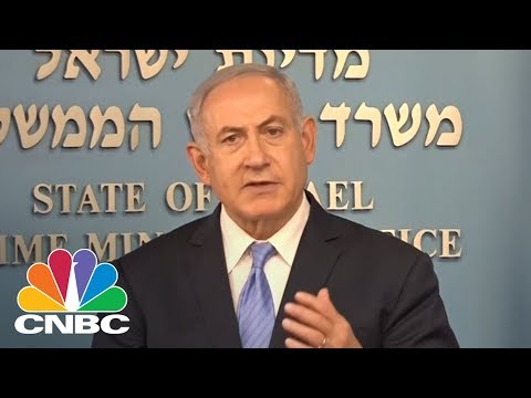 Israel Thanks President Trump For Insuring Iran Never Gets Nuclear Weapons: PM Netanyahu | CNBC