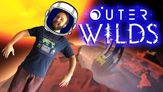Gravity Fails - Outer Wilds Funny Moments