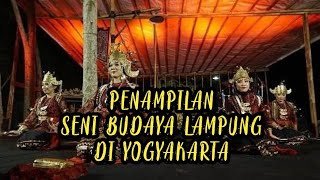Dinas Pariwisata & kebudayaan Lamsel ikut Melestarikan seni budaya di festival kebudayaan Yogyakarta