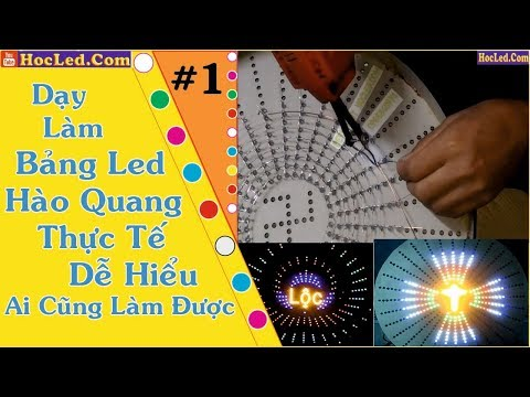 16x32 Led Light Guided Lightning Guideline The Most Easy-to-Understand