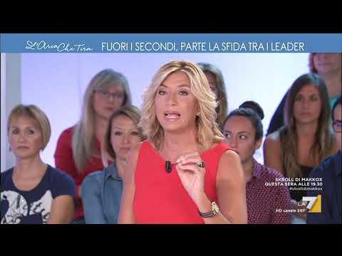 L'aria che tira - La ridiscesa in campo di Silvio Berlusconi (Puntata 18/09/2017)