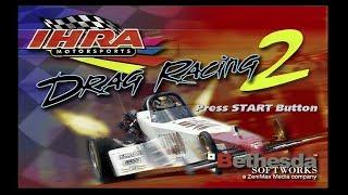 IHRA Drag Racing 2 - PS2 (2001)