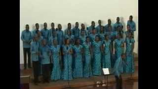Tema Youth Choir Reggae medley