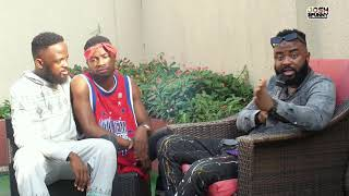 Vj Adams got the opportunity to Interview the beat artistes in Africa (Josh2Funny)