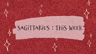 SAGITTARIUS :  PRESENTING : ✨💖THE SWIFTY KNIGHT 💖✨ | 21st - 27th Sept 2020 | Weekly Predictions