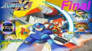 LP Mega Man X4 X