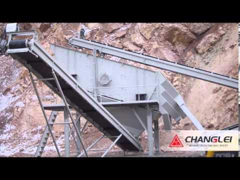 basalt crushing machine in Anguilla