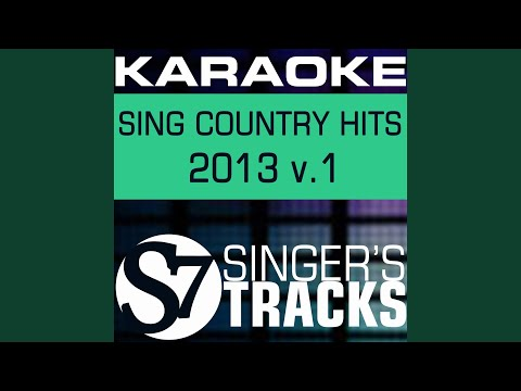Every Storm (Runs out of Rain) (Karaoke Instrumental Track) (In the Style of Gary Allan)