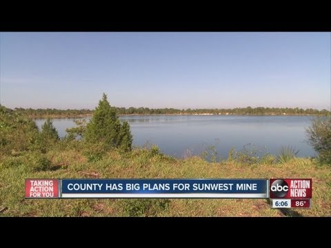 Pasco County has big plans for SunWest mine