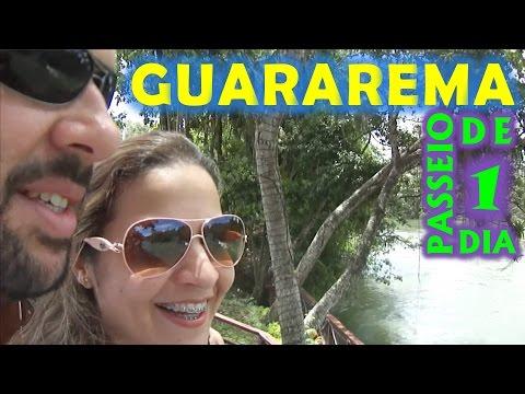 GUARAREMA SP / PASSEIO DE UM DIA