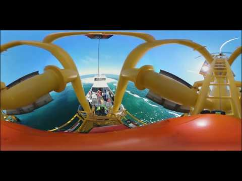 America's First Offshore Wind Farm-360 Degree View