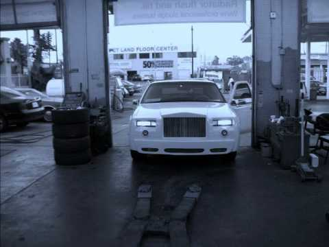 90 Up To 97 Lincoln Town Cr Body Kit Youtube
