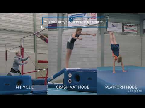 Video: Airgym Airgrube