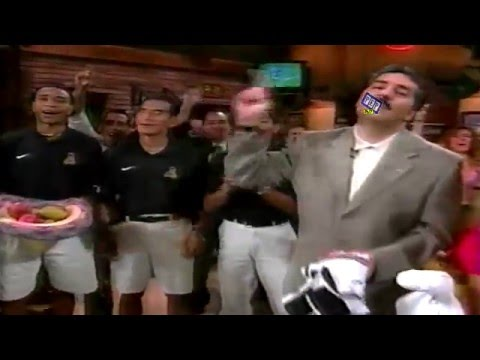 Raul Diaz Arce and Ronald Cerritos Appearance on R.Deportiva : 1999