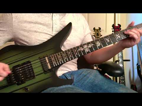 Sunny Disposition - Avenged Sevenfold Guitar Solo