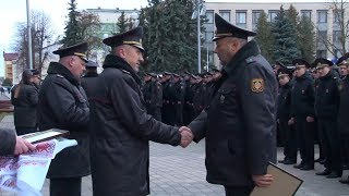 4 марта – День белорусской милиции. Стражи порядка Пинщины отмечают профессиональный праздник