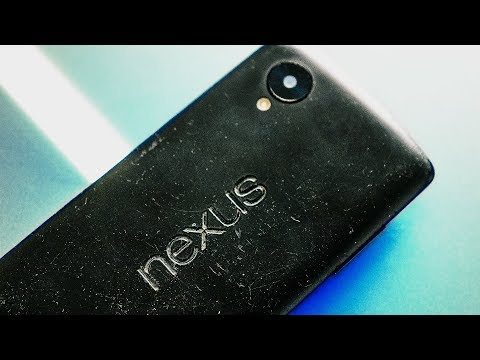 ORIGINAL Nexus 5 - Still A Great Smartphone?