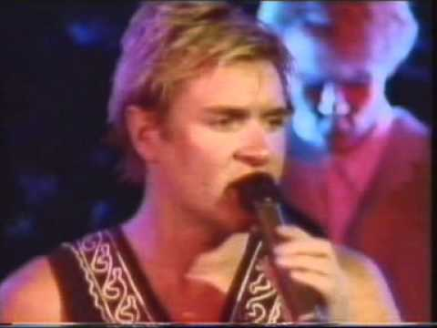 Duran Duran - Entire concert - Working for the Skin Trade