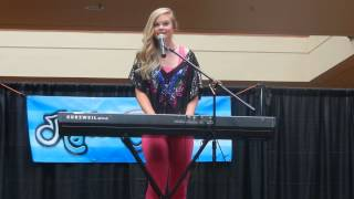 Kylie Odetta @ Haywood Mall-Aug 3,2013