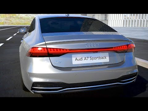 Audi A7 Sportback (2018) HIGH-TECH FEATURES