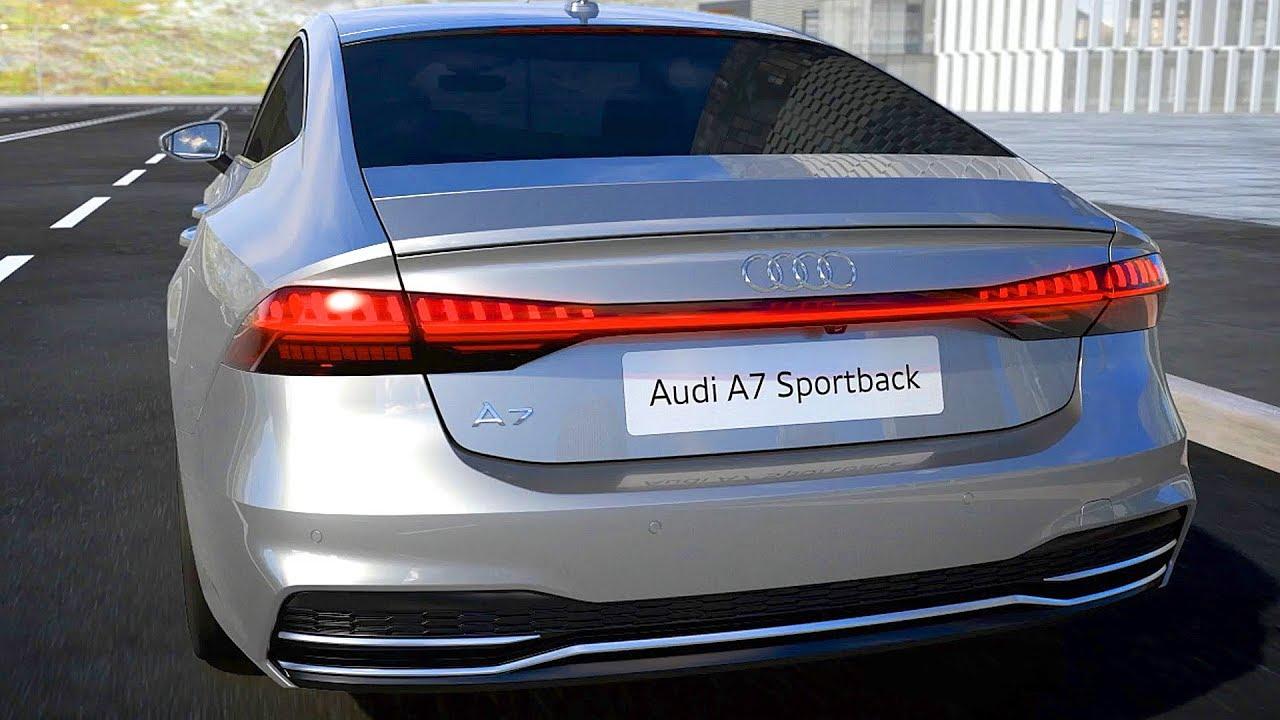 Audi A7 Sportback (2018) HIGH-TECH FEATURES - Dauer: 25 Minuten