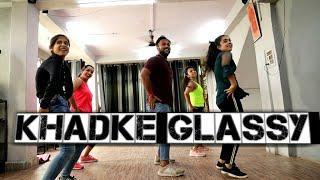 Khadke glassy | dance video | Choreography  Aj Beniwal