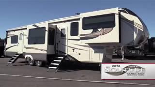 General RV Center | 2018 Grand Design Solitude 379FLS | Fifth Wheel Trailer