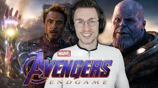 I'M TEAM THANOS *Avengers: Endgame Commentary*