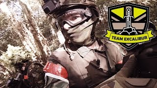 Bridge Defence! | Invicta Battlegrounds Airsoft Kent (Airsoft Highlights)