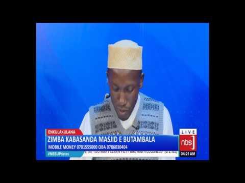 Zimba Kabasanda Masjid E Butambala