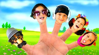 Finger Family Song - Daddy Finger // Nursery rhymes by Alicе and TOYS