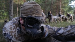 Meet NATO Special Forces - Special Forces Selection in Latvia (Latvian Special Tasks Unit)