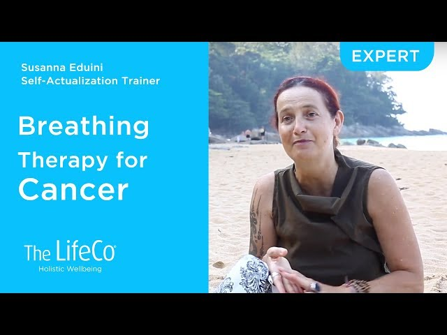 Breathing Therapy for Cancer Patients