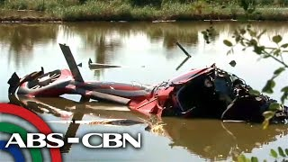 3 killed in Bulacan helicopter crash - police | 25 April 2019