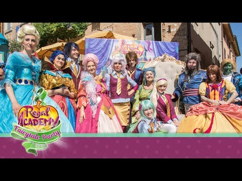 Regal Academy | Fairytale Party (2 - 4 June 2017, Gradara Castle)