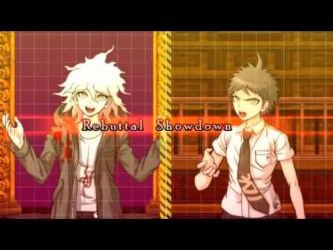 DanganRonpa 2: Goodybe Despair | Rebuttal Showdown: Nagito Komaeda (JP Dub)
