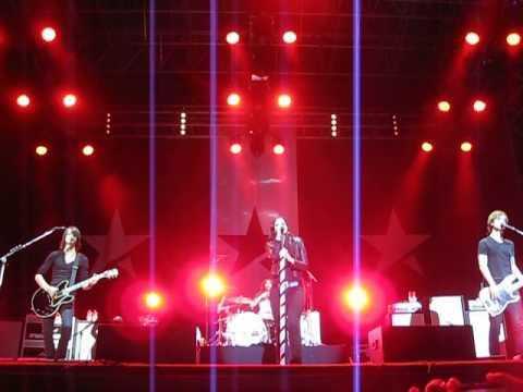 Silbermond - Opening Himmel Auf Tour / Unter der Oberfläche (Live@Arena Wien 17.5.2013) HQ