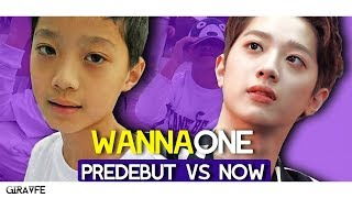 Video WANNA ONE - Predebut VS Now (2017) download MP3, 3GP, MP4, WEBM, AVI, FLV Desember 2017